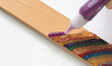 Glitter glue 1